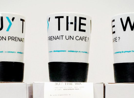 Mugs personnalisé de Buy The Way